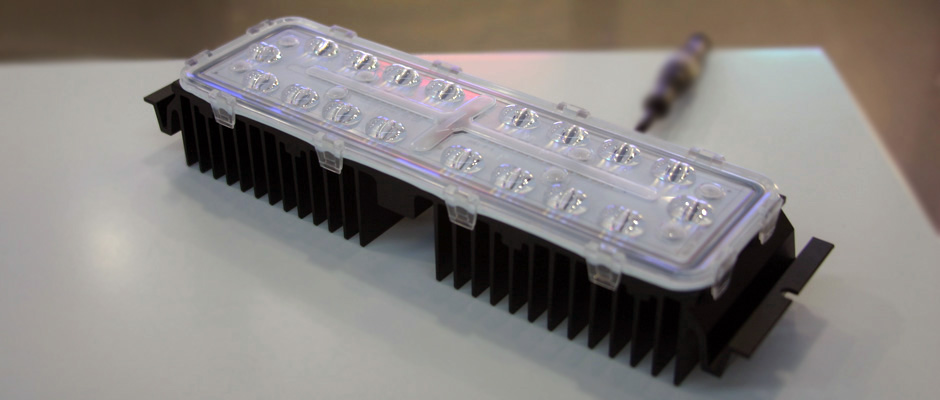LED Lighting Assemblies