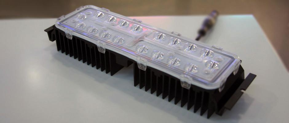 LED Lighting Assemblies