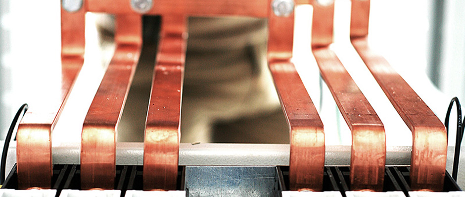 Busbars and Precision Machining