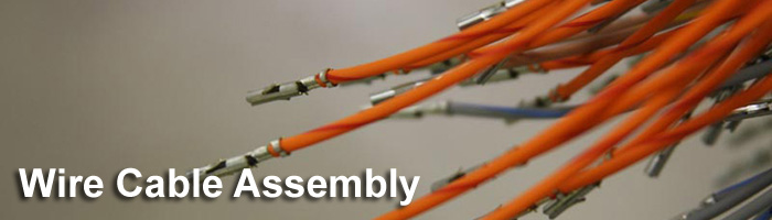 wire cable assembly harness