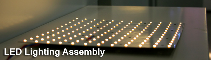 led lighting assembly